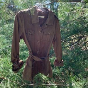 Concept k brown jacket